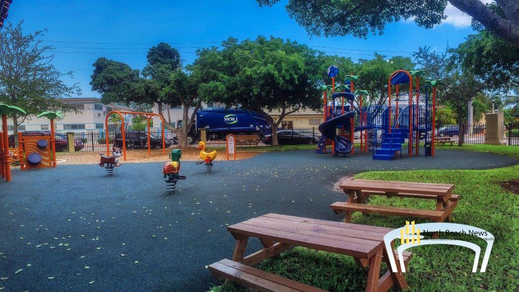 North Beach Parks Get A Facelift