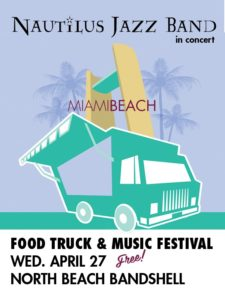 North Beach Food Truck and Music Festival Equador Earthquake Relief flyer