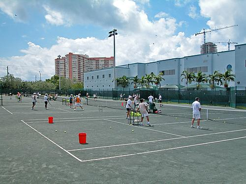 North Shore Youth and Tennis Center